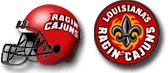 Spedale's is a proud sponsor of Rajun Cajun Athletics