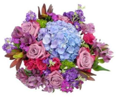 Seasonal Designer\'s Mixed Bouquet
