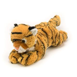 "12"" Laying Tiger"