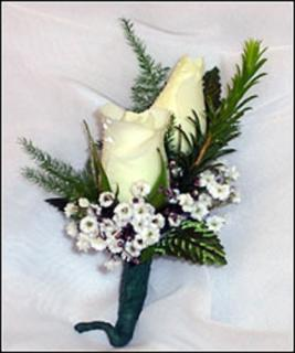 Sweetheart Piggyback Boutonniere