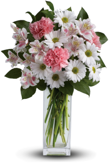 Sincerely Yours Bouquet (Pink)